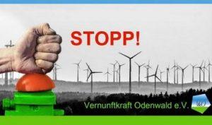 rettet den odenwald, keine Windkraft im Odenwald