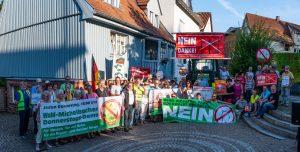 Quittung für eine Menschen- und Natur verachtende Energiepolitik, keine Windkraft im Odenwald