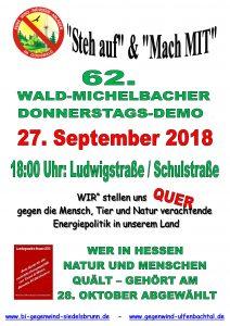 Windräder, falsche Energiepolitik, Landschaftszerstörung, Naturzerstörung, Lärm, Infraschall