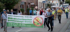 Demos, Kundgebungen, Informationsveranstaltungen, Menschen- und Natur verachtende Energiepolitik