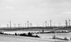 Windräder als Ventilatoren