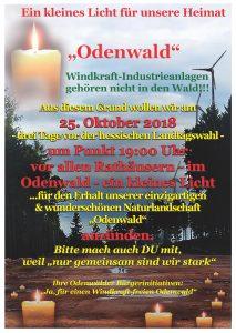 Odenwälder Lichtermeer