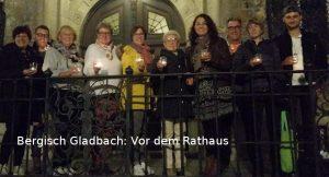 1. Odenwälder Lichtermeer, 25. Oktober, Bergisch-Gladbach