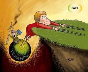Merkel am Abgrund die Energiewende zieht sie runter
